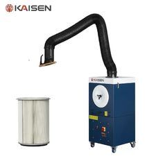 KSJ-1.5S 	Industrial Fume Extractor Welding Dust Collector With PTFE Membrane Filter